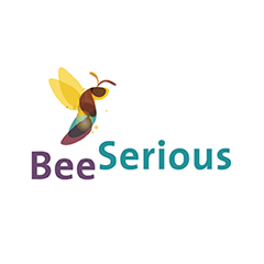 logo BeeSerious rond